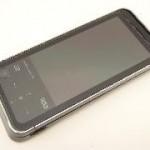 中古携帯電話白ロム au iida SOX02 G11(K:BLACK+BLACK)
