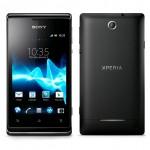 海外版SIMロックフリー端末 Sony Xperia E dual C1605 白ロム価格情報