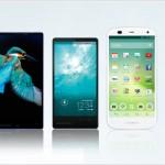 ソフトバンク2013年冬モデル発表 新型AQUOS Phoneのほか高性能ガラケーも追加