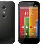 SIMフリースマホ Motorola MotoG デュアルSIM XT1033 白ロム価格情報