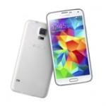 2014夏モデル au Samsung GALAXY S5 SCL23 白ロム価格・在庫情報